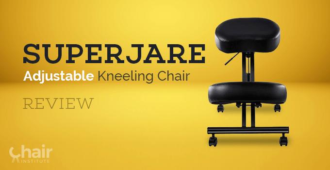 Superjare Adjustable Kneeling Chair