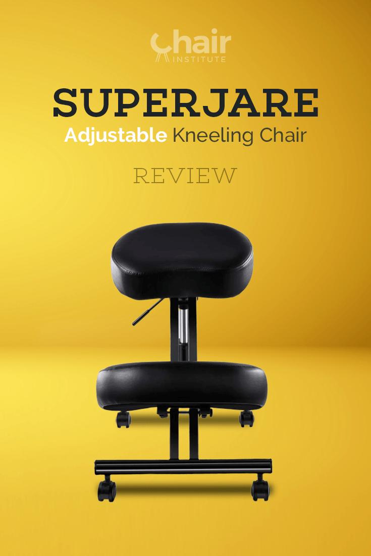 Superjare Adjustable Kneeling Chair Review