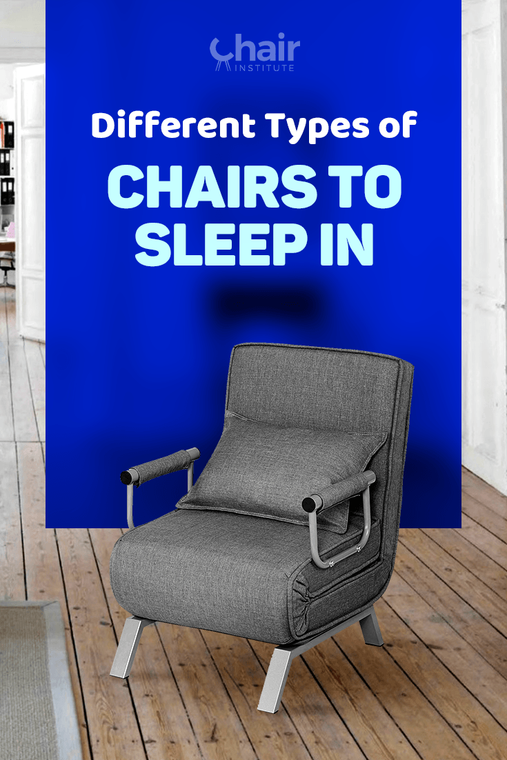 There are many types of sleeper chairs out there; be sure to read this before you buy one! You've got more options than you might think!