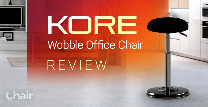 A feature image of Kore Wobble Office Chair