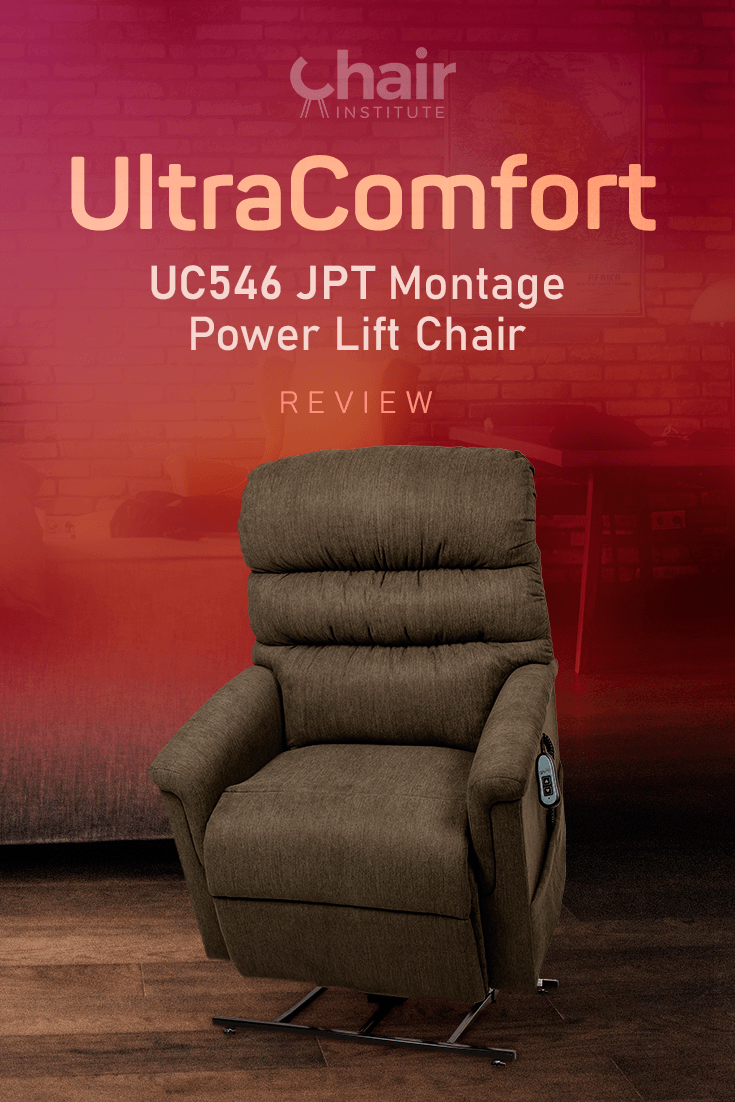 Ultracomfort Uc546 Jpt Montage Power Lift Chair Review 2019