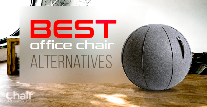 Vivora Luno Ball Chair, One of the Best Office Chair Alternatives