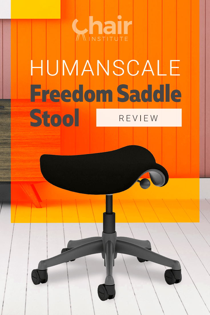Humanscale Freedom Saddle Stool Review
