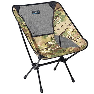 Multicam Color, Helinox One Camp Chair, Leftfront
