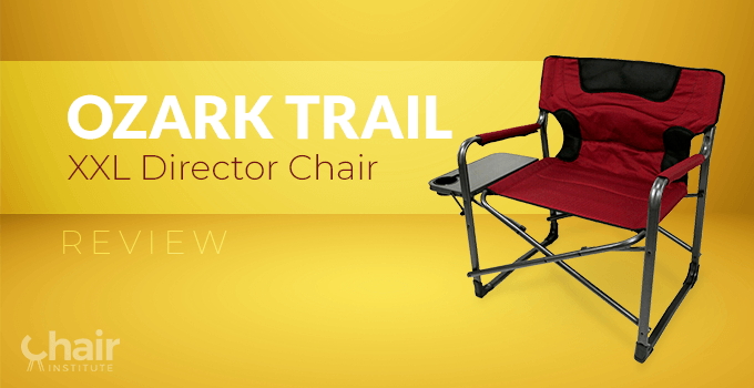 Ozark Trail XXL Director Chair