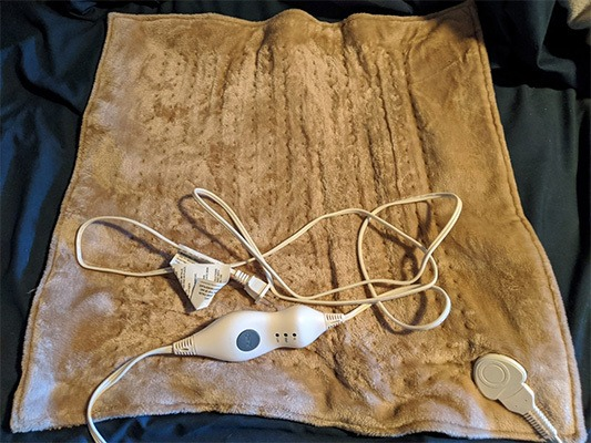 Electric Heating Pad, Treating Back Pain At Home, Overview
