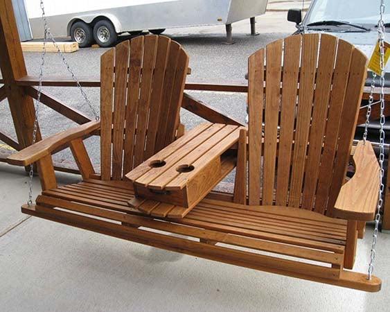 Adirondack Chair Swing Plans